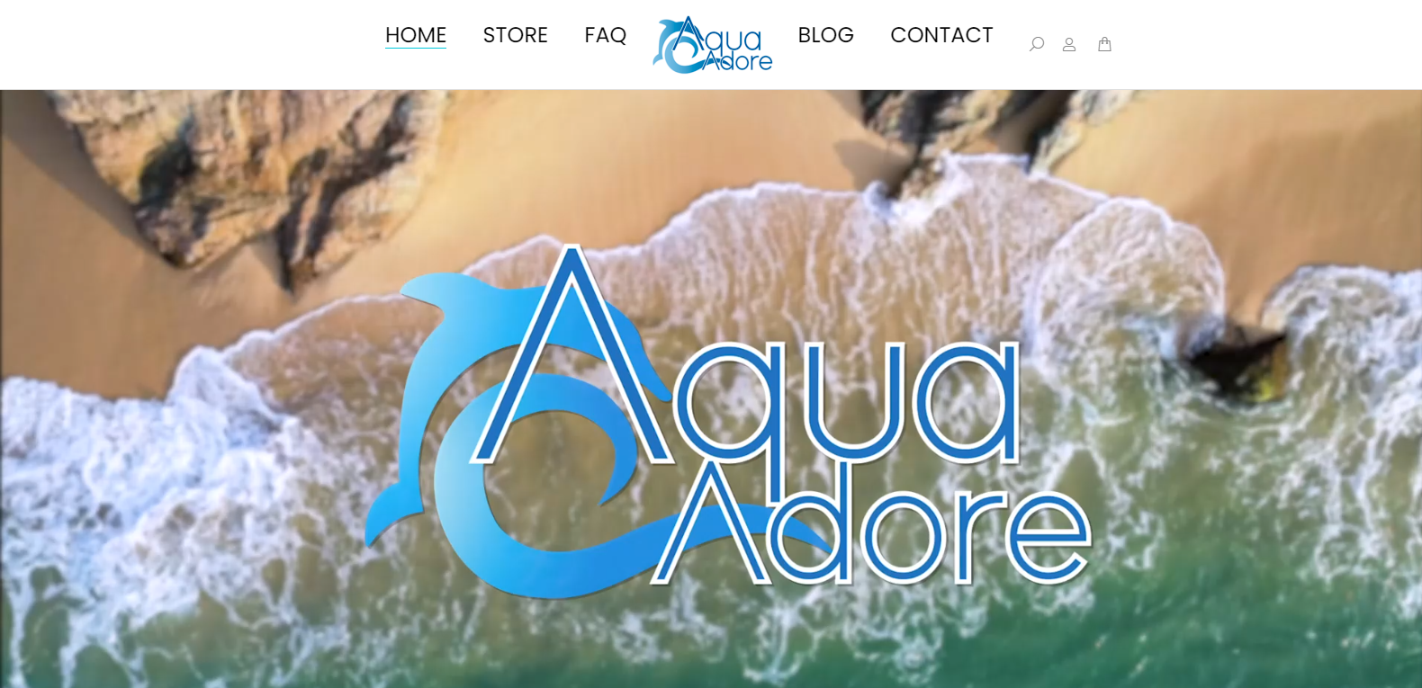 AquaAdore Web